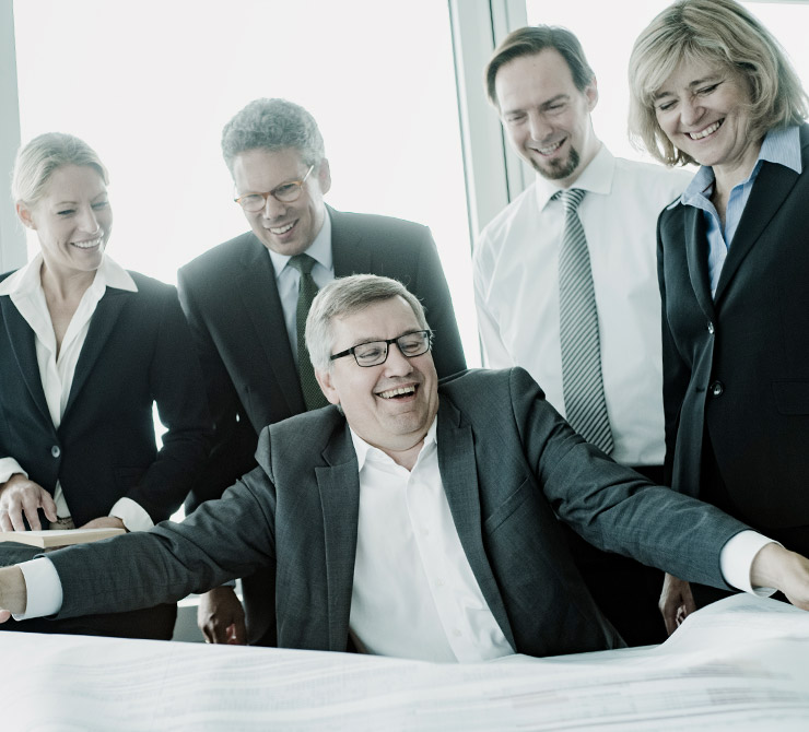 Team - BÖRGERS lawyers & notaries, Berlin - real estate law, building law, architects law, engineers law, tenancy law